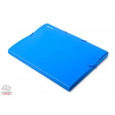 Папка-бокс на резинке Economix А4 ширина 2,0 см пластик цвет ассорти Арт. Е31401