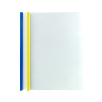 Папка с прижимной планкой 2-35 листов Economix  А4  Арт. E31204