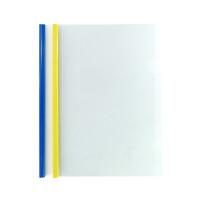 Папка с прижимной планкой 2-65 листов Economix А4  Арт. Е31205