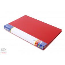 Дисплей-книга 40 файлов Economix А4 пластиковая цвет ассорти Арт. E30604