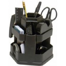 Набор настольный вертушка 4Office 16 предметов пластик Арт. 4-416 06010629