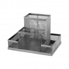 Подставка-органайзер Axent металл. сетка серебристая Арт. 2117-03-А