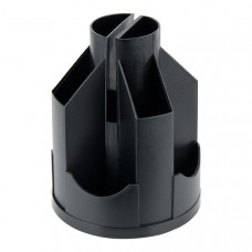 Подставка-органайзер Delta by Axent без наполнения пластик черный Арт. D3003-01