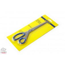 Ножницы BuroMax 19,7 см стальные ручки с резиновыми вставками Арт. BM.4501