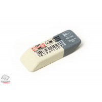 Ластик Koh-I-Noor 6541/80 Sunpearl  комбинированный бело-серый Арт. 01265