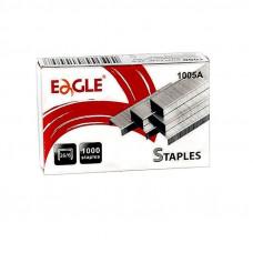 Скоба для степлера Eagle №26/6 1000 шт Арт. 1005А