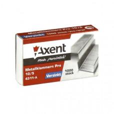 Скоба для степлера Pro №10 1000 шт Axent (4311-А)