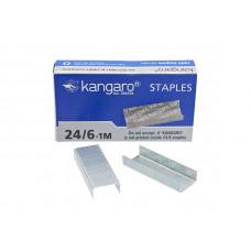 Скоба для степлера Kangaro №24/6 1000 шт