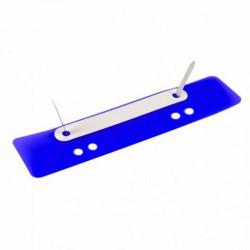 Скоросшиватель-мини BuroMax пластик цвет синий Арт. BM.3391-02