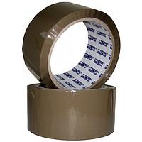 Лента клейкая упаковочная Delta by Axent 48 мм х 100 ярд коричневая Арт. D3032-02