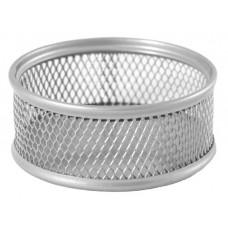 Бокс для скрепок BuroMax металл. сетка серебристый, Арт. BM.6221-24