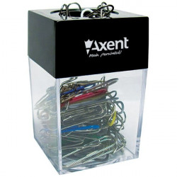 Бокс для скрепок Axent магнитный пластиковый Арт. 4120-А