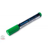 Маркер для флипчарта и сухостираемой доски Schneider MAXX 290 1-3 мм зеленый Арт. S129004
