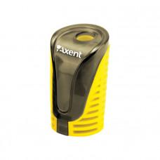 Точилка Axent Skyfall с контейнером пластик ассорти Арт. 1156-А
