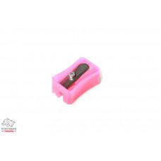 Точилка Faber Castell одинарная пластиковая без контейнера Арт. 100FLVDI