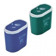 Точилка BuroMax пластиковая двойная с контейнером Арт. BM.4776