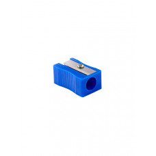 Точилка BuroMax одинарная пластиковая без контейнера Арт. BM.4701