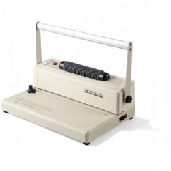 Брошюровщик (Биндер) Agent BS-15 механический для пластиковых спираль