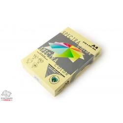 Бумага цветная офисная Spectra Color Cream 110 А4 80 г/м2 500 листов кремовый Арт. 164398