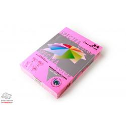 Бумага цветная офисная Spectra Color Red 350 А4 75 г/м2 500 листов неоновый малиновый Арт. 164418