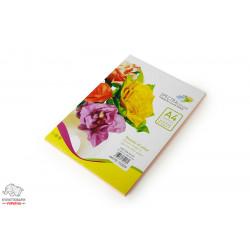 Бумага цветная офисная Spectra Color Rainbow Pack Cyber А4 75 г/м2 100 листов 5 цветов неон Арт. 164022