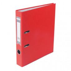 Папка-регистратор 5 см BuroMax А4 односторонняя красная Арт. ВМ.3012-05с