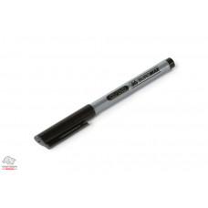 Маркер перманентный для дисков BuroMax 0,6 мм черный Арт. ВМ.8701-01