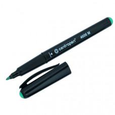 Маркер перманентный для дисков Centropen 1 мм зеленый Арт. 4606/04