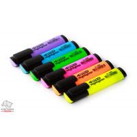 Набор маркеров текстовых 4Office 6 цветов 1-5 мм Арт. 4-109/6