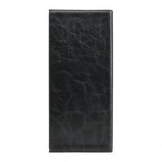 Визитница Axent Xepter на 80 визиток черная  (2502-01-А)