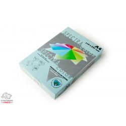 Бумага цветная офисная Spectra Color Blue180 А4 80 г/м2 500 листов голубая Арт. 164406