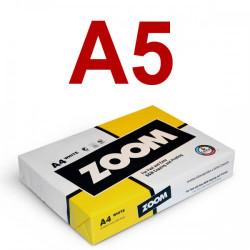 Бумага офисная Zoom А5 80 г/м2 500 листов