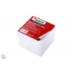 Блок бумаги для заметок непроклеенный Axent Elite White 9х9х7 см белый Арт. 8008-A