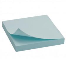 Блок бумаги с липким слоем Delta by Axent 75х75 мм 100 листов синий Арт. D3314-04
