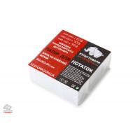 Блок бумаги для заметок проклеенный Культтовары Украина 8х8 см 400 листов белый  Арт. КТ-1012