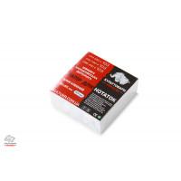 Блок бумаги для заметок проклеенный Культтовары Украина 8,5х8,5 см 400 листов белый Арт. КТ-1312
