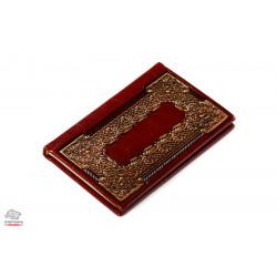 Книга алфавитная Фолиант Барокко 120х80 мм кожзам