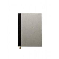 Блок сменный к ежедневнику А5 золоченный срез страниц