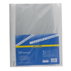 Файл BuroMax А4+ 50 мкм прозрачный 100 штук (BM.3815)