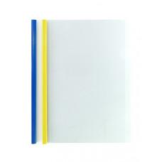 Папка с прижимной планкой 2 - 95 листов Economix А4 Арт. E31211