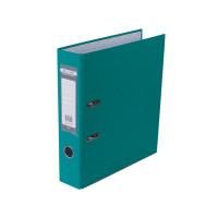 Папка-регистратор 7 см BuroMax А4 цвет бирюзовый односторонний  Арт. BM.3011-06с