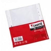 Файл Axent А4+ 90 мкм прозрачный /упак. 20 шт/ Арт. 2009-20A