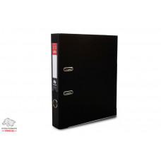 Папка-регистратор 5 см BuroMax Эко А4 цвет черный Арт. BM.3012-01