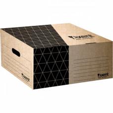 Короб для архивных боксов Axent размер 56х36,5х26,5 см гофрокартон крафт Арт. 1734-00-A