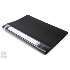 Дисплей-книга 20 файлов BuroMax Jobmax А4 пластиковая цвет черный Арт. BM.3605-01