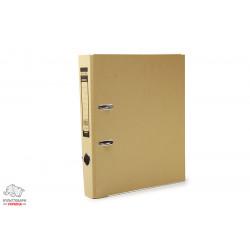 Папка-регистратор 5 см BuroMax Jobmax А4 крафт-картон Арт. ВМ.3034-34с