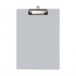 Клип-планшет Axent А4 пластиковый дымчатый Арт. 2515-28-A