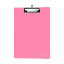 Клип-планшет Axent А4 пластиковый розовый Арт. 2515-10-A