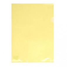 Папка-уголок Axent А4 прозрачный пластик цвет желтый 170 мкм Арт. 1434-26-А