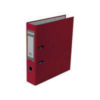 Папка-регистратор 7 см BuroMax А4 цвет бордо односторонний  Арт. BM.3011-13с